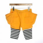 Butterfly Organic Baby Pants - OMG