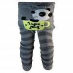 "OMG Baby Knit Leggings | ""I Like Milk"" Panda"
