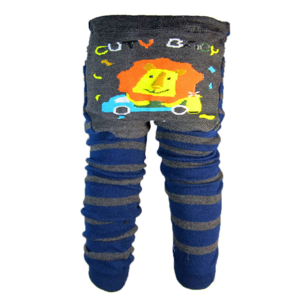 OMG Baby Knit Leggings | Lion